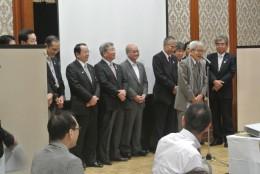 日米友好アラスカ公演応援団発起人会総会