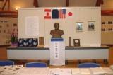 内子町にて顕彰展示会を開催
