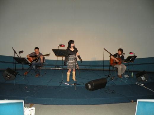 「ふくじゅ草」のコンサート